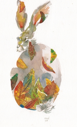 autumn-hare