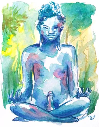 fertility buddha copy