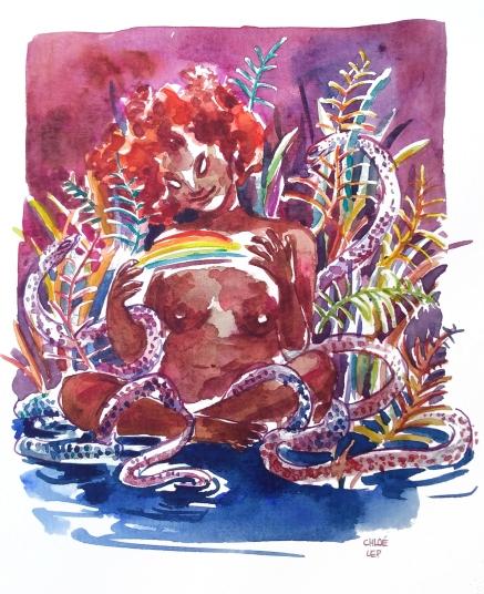 fertility rainbow woman 02